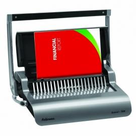 Quasar + Encuadernadora de documentos, canutillo de plástico