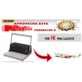 Park Encuadernadora Metal 100 + Plastificaadora L-125 A4