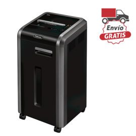 DESTRUCTORA FELLOWES 225i Corte en Tiras