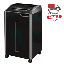 DESTRUCTORA FELLOWES 485Ci Corte en particulas