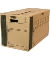 CAJA DE TRANSPORTE Y MUDANZAS EXTRA RESISTENTE CARGO BOX® 4 - 10 Uds