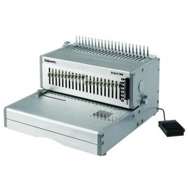 Orion E 500 encuadernadora de documentos, canutillo de plastico
