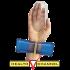 ALFOMBRILLA CON REPOSAMUÑECAS GEL CANAL HEALTH-V™ AZUL