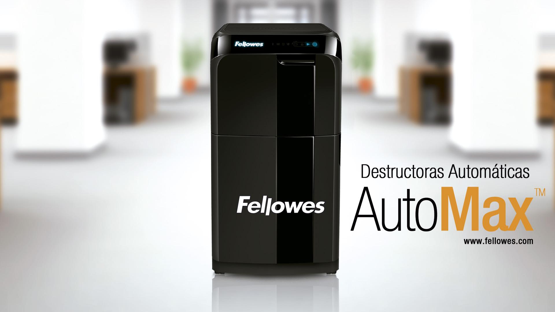 Destructoras automáticas AutoMax
