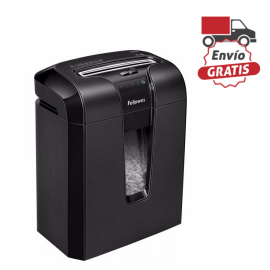 DESTRUCTORA FELLOWES 63Cb Corte en particulas