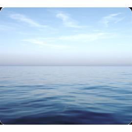 ALFOMBRILLA PARA RATON ECOLOGICA OCEANO AZUL