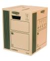 CAJA DE TRANSPORTE Y MUDANZAS MUY RESISTENTE CARGO BOX 2 - 10 Uds