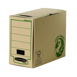 CAJA ARCHIVO DEFINITIVO A4 200MM EARTH SERIES NATURA - 20Uds.
