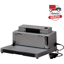 ENCUADERNADORA FELLOWES ELECTRICA METAL E 200R