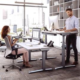 Estructura Metálica para Mesa Regulable en Altura Levado™